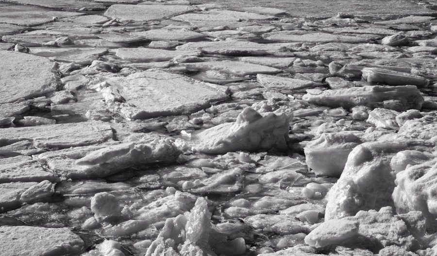 3-24-14 RIVER ICE